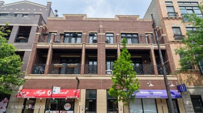 2050 W Belmont Avenue UNIT 3, Chicago, IL 60618 - #: 10425446