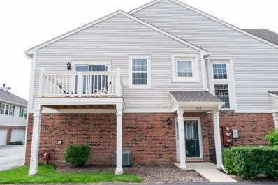 618 W Moreland Avenue UNIT 618, Addison, IL 60101 - #: 10425709