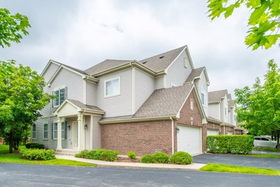 6097 Canterbury Lane UNIT 30-1, Hoffman Estates, IL 60192 - #: 10425722
