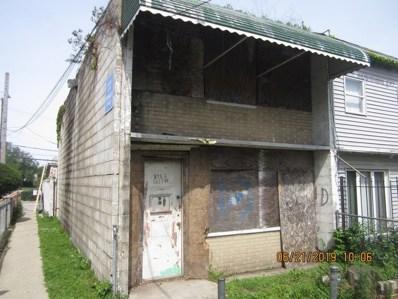 825 E 48th Street UNIT D, Chicago, IL 60615 - #: 10426324