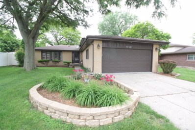 17733 64th Court, Tinley Park, IL 60477 - MLS#: 10426357