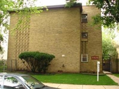 7420 N Winchester Avenue UNIT 1D, Chicago, IL 60626 - #: 10426632