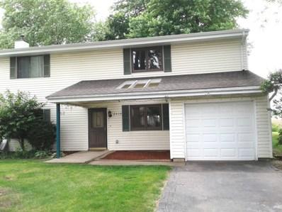 2510 Iris Lane, Crest Hill, IL 60435 - #: 10426638