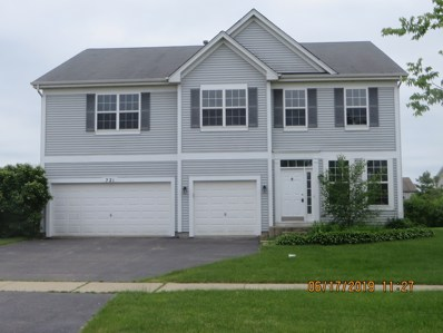221 W Olmsted Lane, Round Lake, IL 60073 - #: 10426820