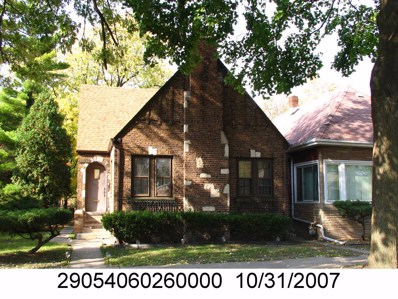 14322 S Union Avenue, Riverdale, IL 60827 - #: 10426853