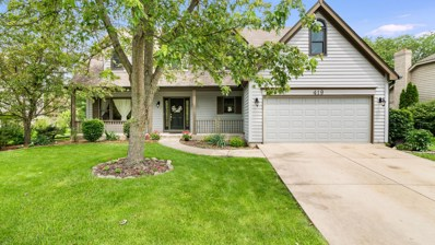 419 Knoch Knolls Road, Naperville, IL 60565 - #: 10427084