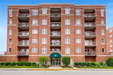 365 Graceland Avenue UNIT 606, Des Plaines, IL 60016 - #: 10427273