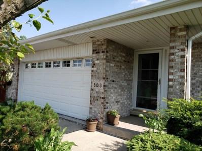 8013 Hillcrest Lane, Tinley Park, IL 60477 - #: 10427462