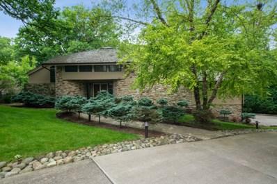 122 Oak Ridge Drive E, Burr Ridge, IL 60527 - MLS#: 10427990