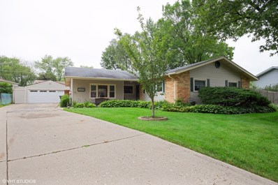 1660 Dennison Road, Hoffman Estates, IL 60169 - #: 10428227