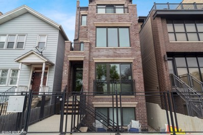 1326 W Chestnut Street UNIT 1, Chicago, IL 60642 - #: 10428423