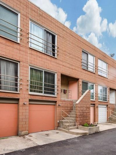 1140 W Newport Avenue UNIT E, Chicago, IL 60657 - #: 10428570