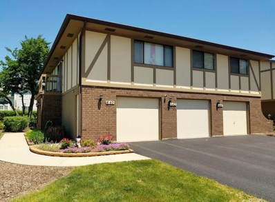 642 Whalom Lane UNIT 12-A, Schaumburg, IL 60173 - #: 10428598