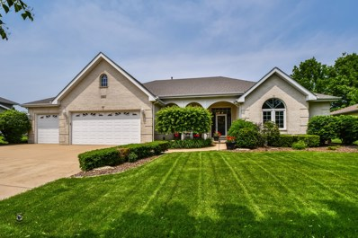 617 Ridgefield Road, New Lenox, IL 60451 - #: 10428848