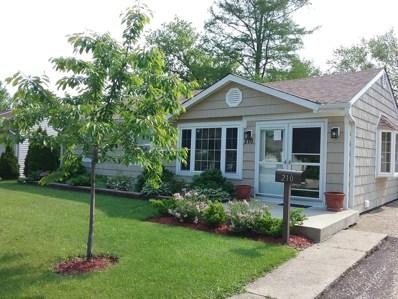 210 Fairway Lane, Carpentersville, IL 60110 - #: 10429043