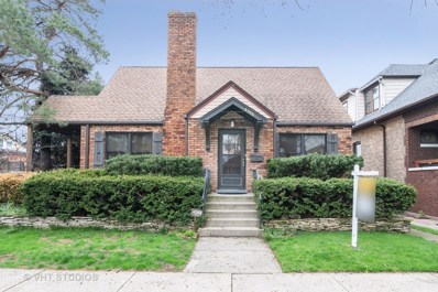 6348 W Hyacinth Street, Chicago, IL 60646 - #: 10429566