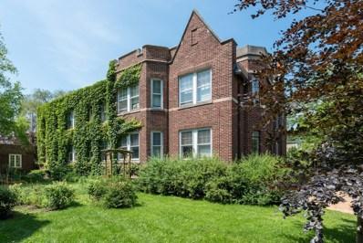 1110 Seward Street UNIT 1W, Evanston, IL 60202 - #: 10429673