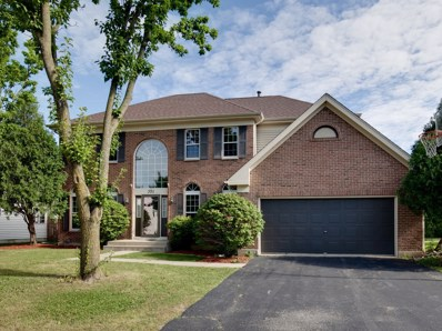 351 Cambridge Drive, Grayslake, IL 60030 - #: 10429882