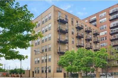 550 W Harrison Street UNIT 452, Chicago, IL 60607 - #: 10429990