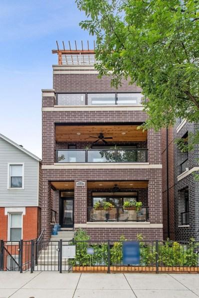 1627 W Pierce Avenue UNIT 2, Chicago, IL 60622 - #: 10430848