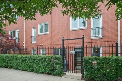 2849 N Wolcott Avenue UNIT G, Chicago, IL 60657 - #: 10431020