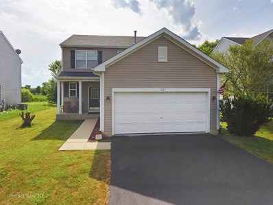 427 Grape Vine Trail, Oswego, IL 60543 - #: 10431115