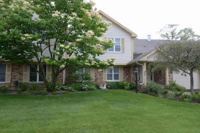 1287 Streamwood Lane UNIT 1287, Vernon Hills, IL 60061 - #: 10431758