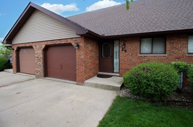 1918 Heatherway Lane UNIT 39, New Lenox, IL 60451 - #: 10431953