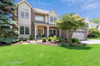 740 Pheasant Ridge Court, Lake Zurich, IL 60047 - #: 10431960
