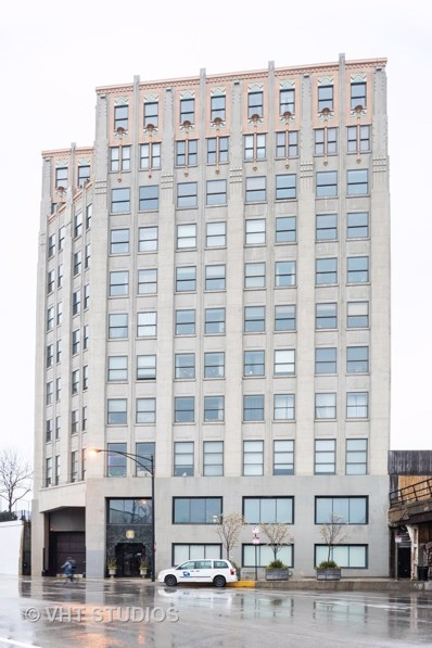 1550 S Blue Island Avenue UNIT 506, Chicago, IL 60608 - #: 10432521