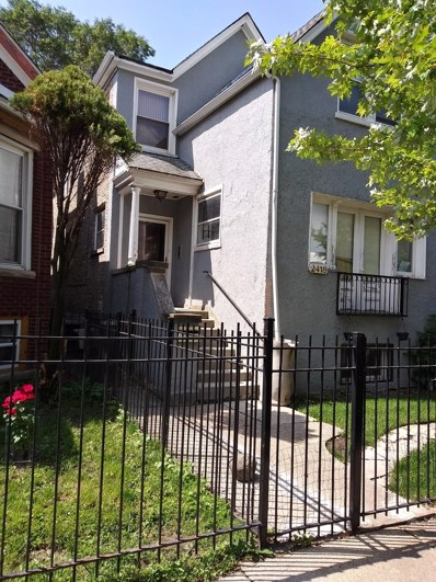 2418 N Linden Place, Chicago, IL 60647 - #: 10432550
