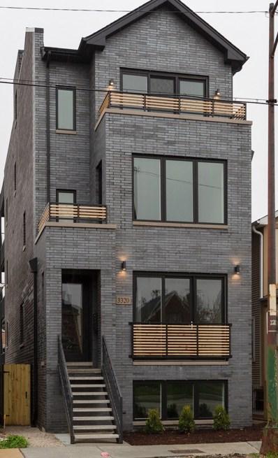 3320 N Narragansett Avenue UNIT 2, Chicago, IL 60634 - #: 10432600
