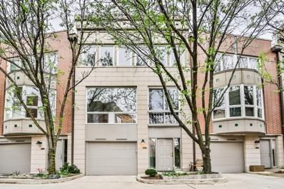 2675 N Greenview Avenue UNIT D, Chicago, IL 60614 - #: 10432602
