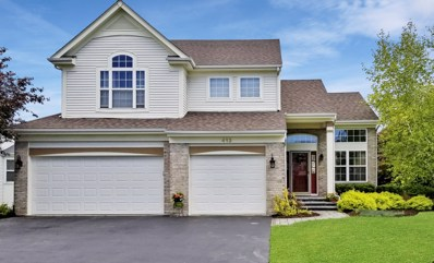 413 Fairfax Drive, Lake Villa, IL 60046 - #: 10432807
