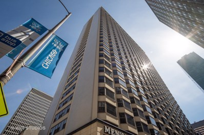 535 N Michigan Avenue UNIT 2806, Chicago, IL 60611 - #: 10433006