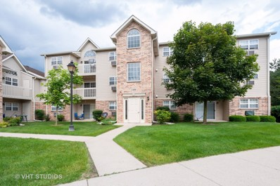 1480 Spring Brook Court UNIT 3C, Round Lake Beach, IL 60073 - #: 10433086