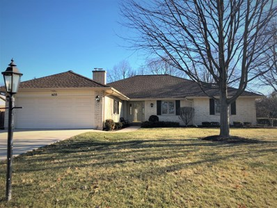 1633 Gamon Road, Wheaton, IL 60189 - #: 10433092