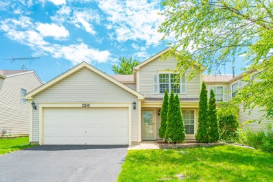 120 Horizon Circle, Carol Stream, IL 60188 - #: 10433319