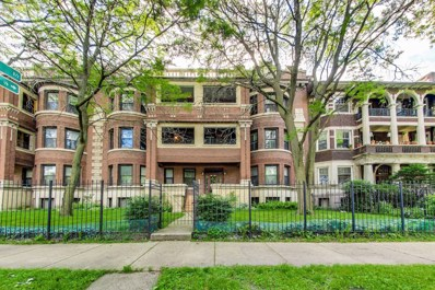 5044 S Drexel Boulevard UNIT 2B, Chicago, IL 60615 - MLS#: 10433777