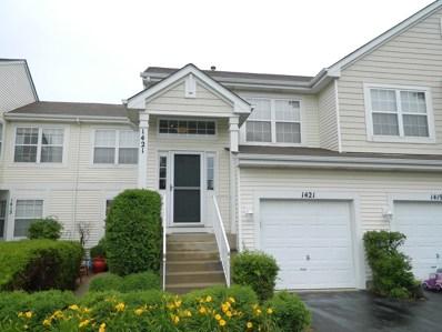 1421 Meadowsedge Lane UNIT 1421, Carpentersville, IL 60110 - #: 10434007