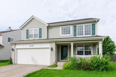 1681 Montclair Drive, Elgin, IL 60123 - #: 10434024