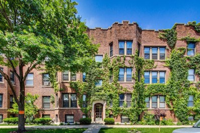 1304 W Waveland Avenue UNIT 1W, Chicago, IL 60613 - #: 10434171