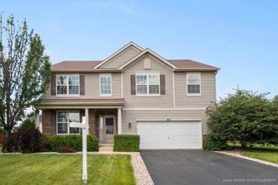 843 Parkside Lane, Yorkville, IL 60560 - #: 10434347