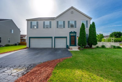 1814 Blue Ridge Drive, Plainfield, IL 60586 - #: 10434437