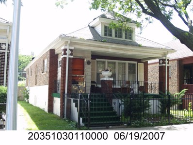 7927 S Ingleside Avenue, Chicago, IL 60619 - #: 10434593