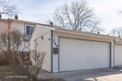 249 Laurel Lane, Bloomingdale, IL 60108 - #: 10434730