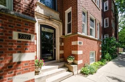 7325 N Paulina Street UNIT 1, Chicago, IL 60626 - #: 10434864