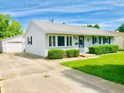663 Stockton Heights Drive, Bourbonnais, IL 60914 - MLS#: 10434898
