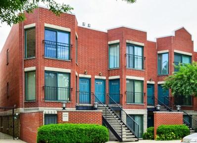 832 S Leavitt Street UNIT C, Chicago, IL 60612 - #: 10435063