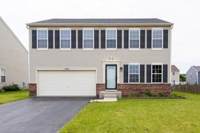 1705 Great Ridge Drive, Plainfield, IL 60586 - #: 10435142